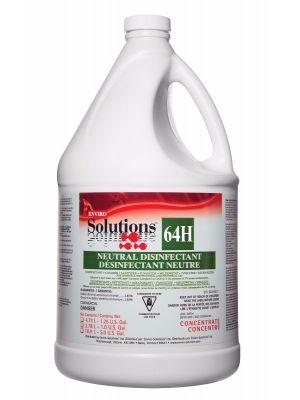 ES64H Neutral Disinfectant Cleaner
