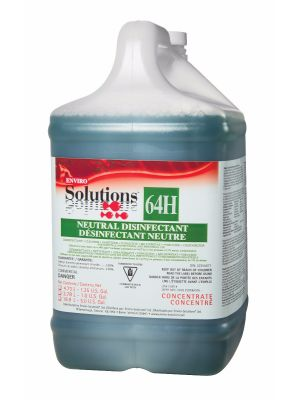 ES64H Neutral Disinfectant Cleaner Concentrate