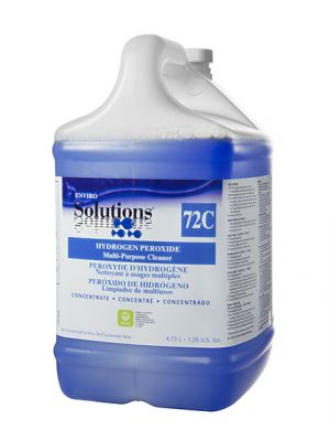 ES72 Hydrogen Peroxide Multi-Purpose Cleaner Concentrate