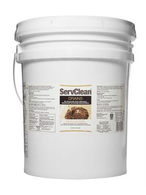 ServClean® Drains