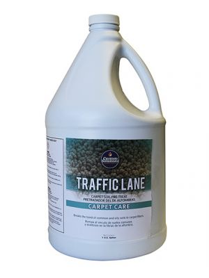 Traffic Lane Carpet Soil Pre-Treat