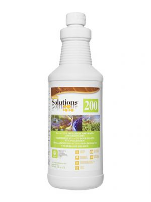 ES200 Bio-Active Treatment                 for Drains and Drain Lines